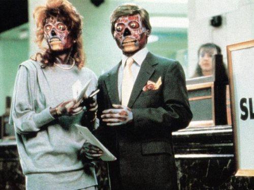 THEY LIVE (ESSI VIVONO) del 1988 di John Carpenter