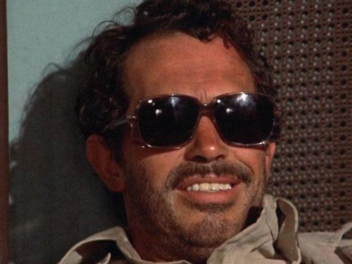 BRING ME THE HEAD OF ALFREDO GARCIA (Voglio la testa di Garcia) del 1974 di Sam Peckinpah