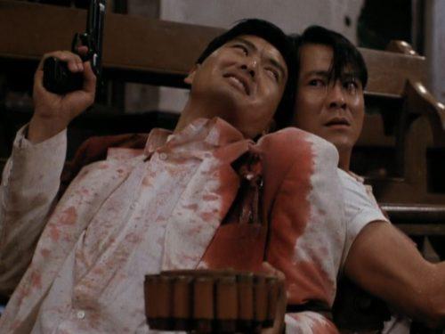 THE KILLER (喋血雙雄) del 1989 di John Woo