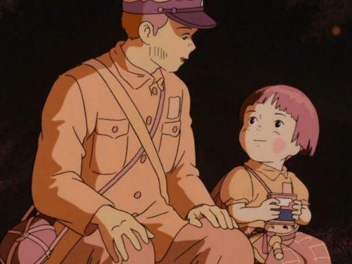 LA TOMBA DELLE LUCCIOLE (Hotaru no haka) del 1988 di Isao Takahata