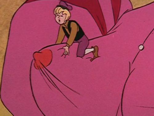 ONCE UPON A GIRL (1976) di Don Jurwich & Jack Conrad