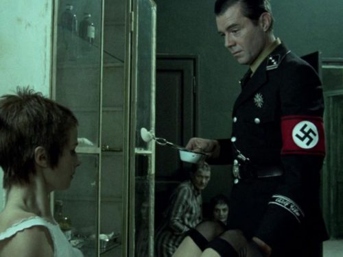 IL PORTIERE DI NOTTE (The Night Porter) del 1974 di Liliana Cavani