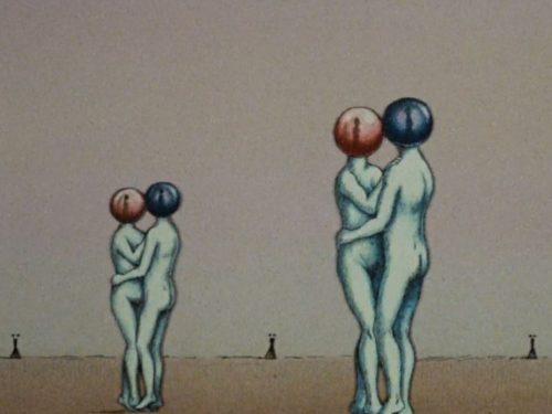 LA PLANETE SAUVAGE (Il pianeta selvaggio) del 1973 di René Laloux