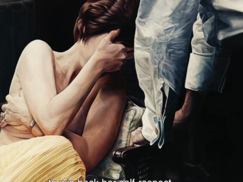 THE PAINTER AND THE THIEF (Kunstneren og tyven) del 2020 di Benjamin Ree